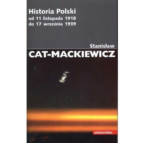 Historia Polski od 11 listopada 1918 do 17 września 1939 (9788324217144)