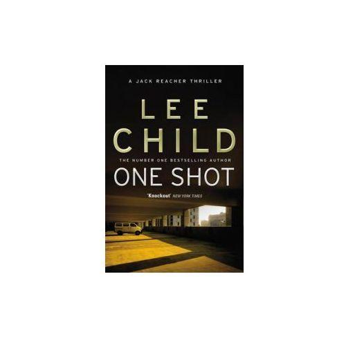 One Shot, Lee Child