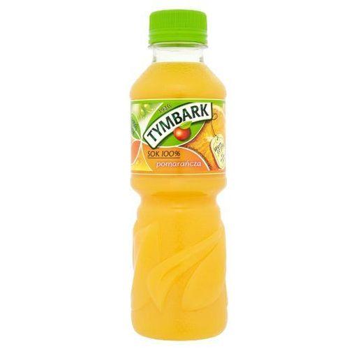 300ml sok 100% pomarańcza marki Tymbark