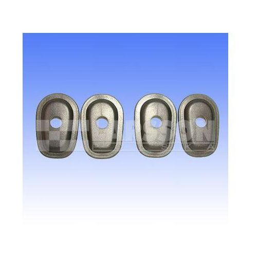 Zaślepka otworu kierunkowskazu komplet (4 szt.) 1320321 kawasaki z 750, z 1000, zx-9r 900, kle 500, marki Jm technics