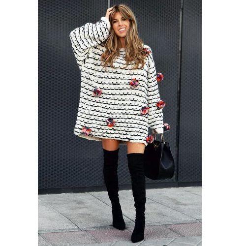 Sweter GLENYS, kolor wielokolorowy