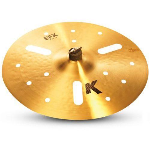 Zildjian 16″ K EFX Crash talerz perkusyjny