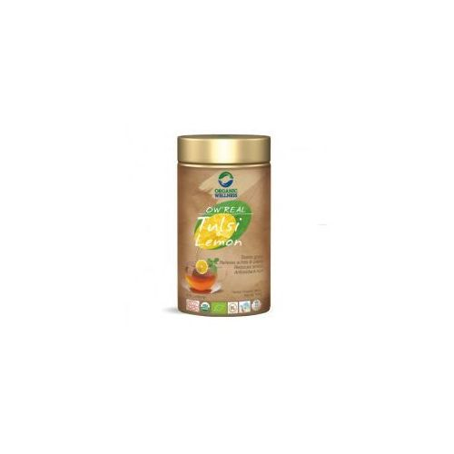 Herbata Tulsi Lemon Organic Wellness Indie 100g, D293-926EA_20161009164635