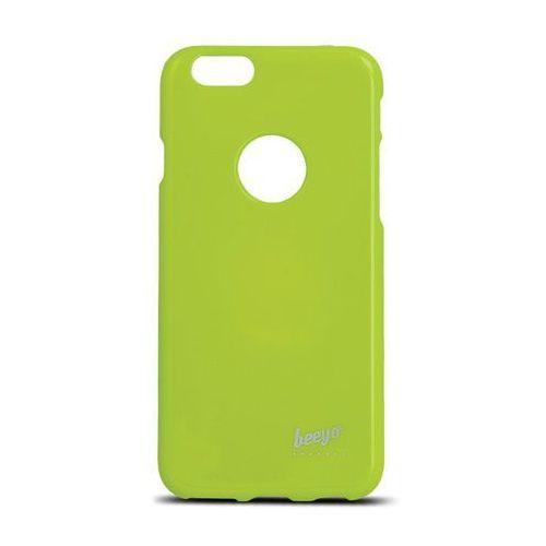 Brokatowa nakładka etui beeyo Spark do Samsung G388 Xcover 3 zielona, kolor zielony