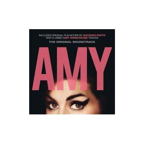 Universal music Amy winehouse - amy (ost) (polska cena) (0602547660206)