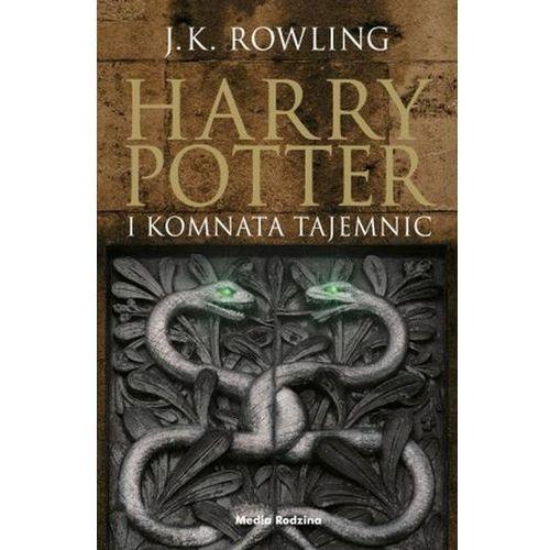 Harry Potter 2 Komnata Tajemnic TW (czarna edycja) (2018)
