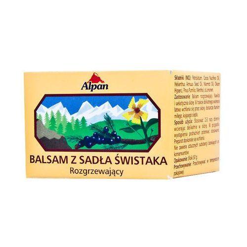 Balsam z sadla swistaka x 50ml /Alpine Herbs (lek Maścii żele przeciwbólowe)