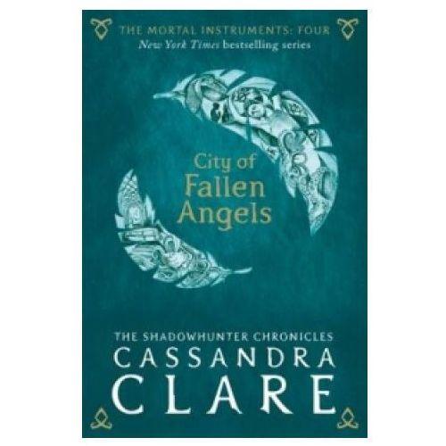 Mortal Instruments 4: City of Fallen Angels, Clare, Cassandra