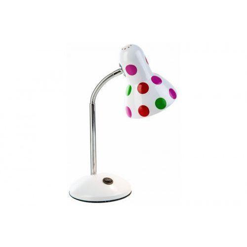 Lampka na biurko  pointer kolory w grochy od producenta Reality