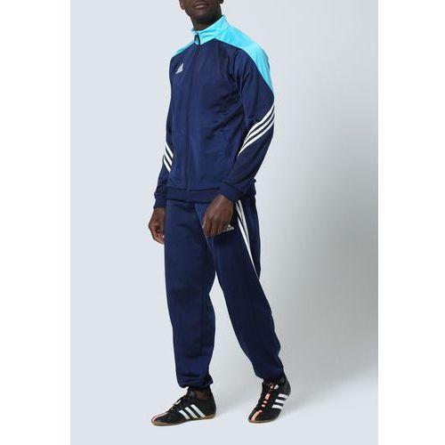 adidas Performance SERENO Dres blue/light blue/white