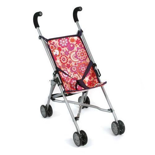 Bayer Chic Mini-Buggy ROMA, różowy/czerwony - oferta [b5576f25d595a370]