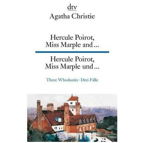 Hercule Poirot, Miss Marple and .... Hercule Poirot, Miss Marple und ... (9783423091183)