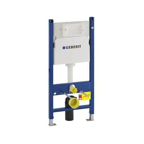 GEBERIT - Stelaż podtynkowy do WC Duofix Basic UP100 - 111.153.00.1 - produkt z kategorii- Stelaże i zestawy podtynkowe