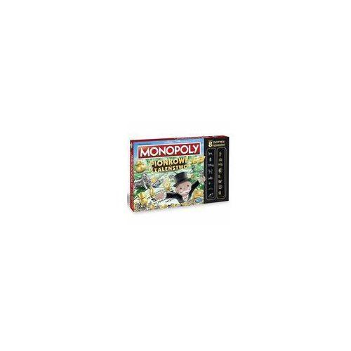 Hasbro Gra monopoly pionkowe szaleństwo - poznań, hiperszybka wysyłka od 5,99zł!
