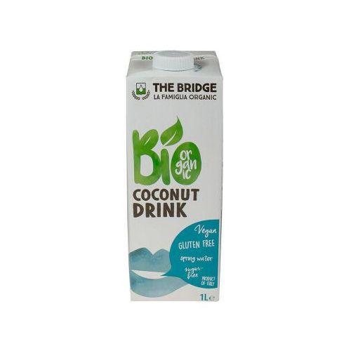 BIO napój kokosowy bez glutenu ( woda kokosowa )1 L 1 szt.