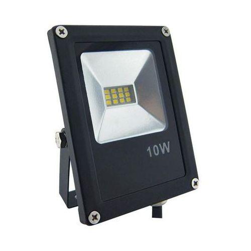 Projektor LED POLUX SMD 10W IP65 czarny, 302366