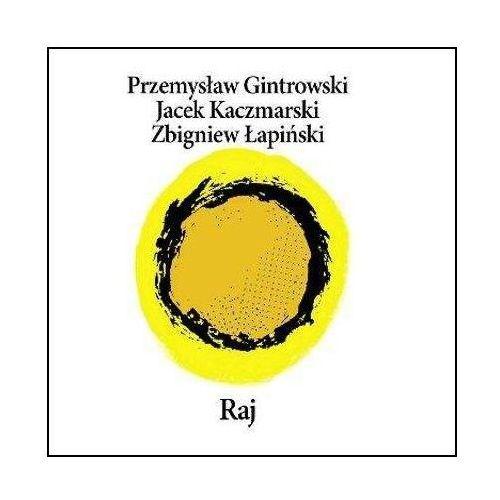 Jacek kaczmarski, zbigniew łapiński, przemysław gintrowski - raj (re-edycja) marki Warner music poland