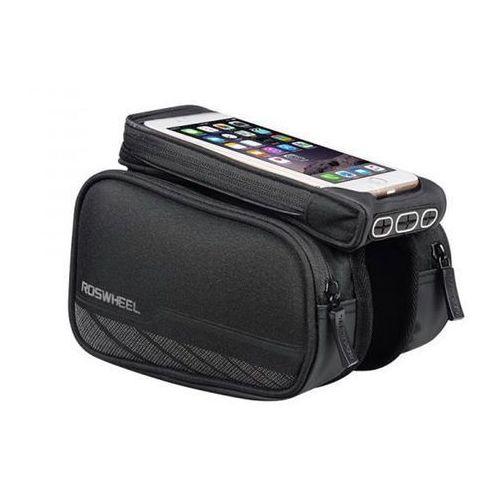 Uniwersalny uchwyt torba na rower oraz pokrowiec na telefon, ROSWHEEL 12813L
