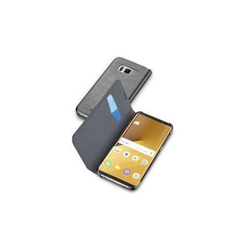 Pokrowiec na telefon CellularLine Book Essential pro Samsung Galaxy S8+ (BOOKESSGALS8PLK) Czarne
