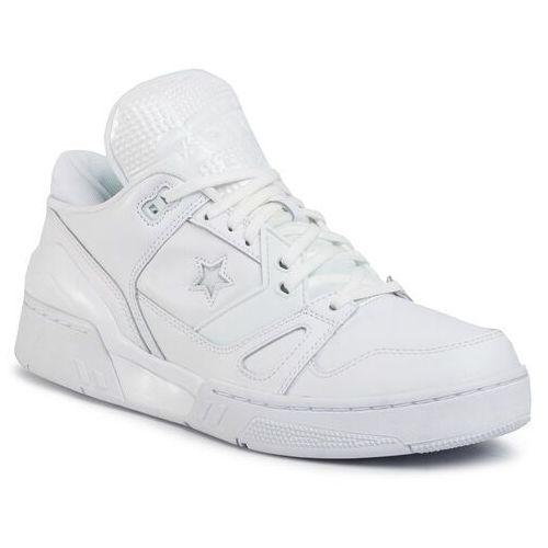 Converse Sneakersy - erx 260 ox 165044c white/wolf grey/white