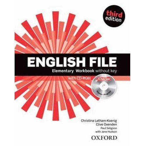 English File New 1 Elementary. Ćwiczenie bez klucza. Trzecia Edycja, praca zbiorowa