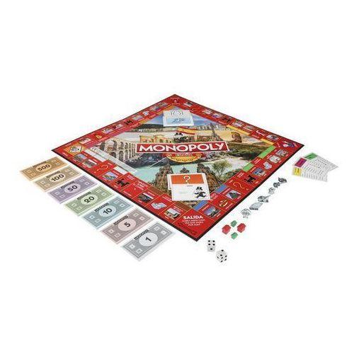 Gra monopoly hiszpania marki Hasbro