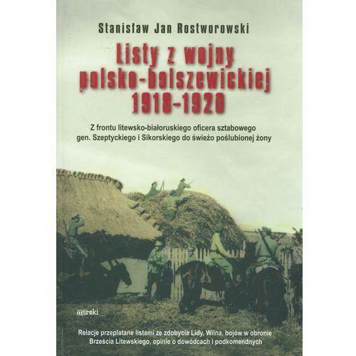 Listy z wojny polsko-bolszewickiej 1918-1920 (9788364452536)