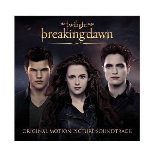 Warner music / atlantic Breaking dawn - part2 - twilight s (0075678762840)
