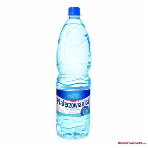 NAŁĘCZOWIANKA niegazow. 1.5L butelka PET