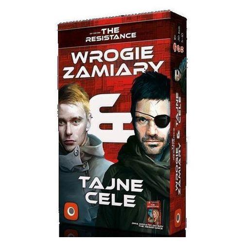 The Resistance Wrogie Zamiary Tajne cele (5902560380583)