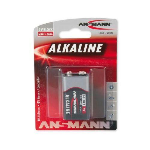 Ansmann Bateria red lr9 e-block (1 sztuka)