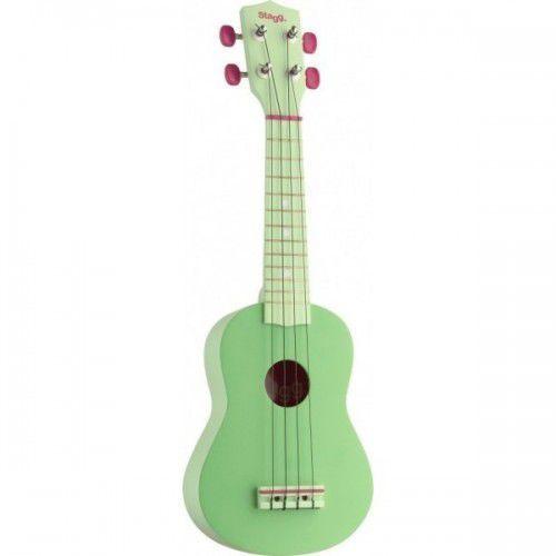 us-grass - ukulele sopranowe marki Stagg