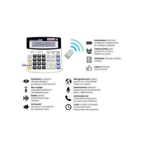 Podsłuch (zasięg cały świat!!) Budynku, Pojazdu, Biura, Osób... Ukryty w Kalkulatorze.