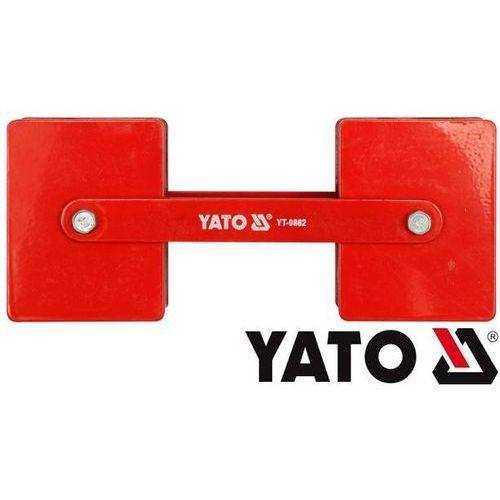 YATO Regulowany spawalniczy wspornik magnetyczny YT-0862 z kategorii Migomaty i półautomaty spawalnicze