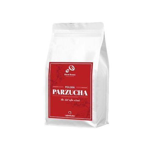 Kawa polska parzucha 250g mielona marki Hard beans
