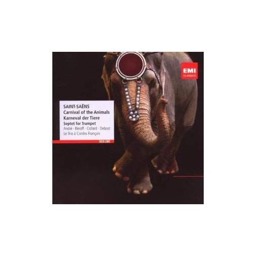 Red Line - Carnival Of The Animals, Septet For Trumpet (5099960231628)