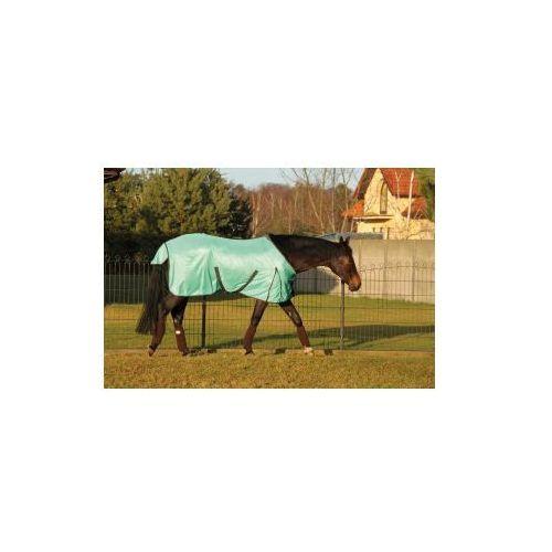 Derka York Emma kolor turkusowy - produkt dostępny w Pro-horse Sklep Jeździecki
