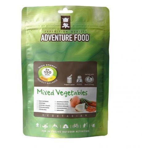 Adventure food mixed vegetables żywność kempingowa podwójna porc