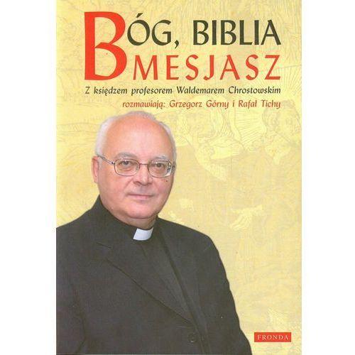 Bóg Biblia Mesjasz (521 str.)
