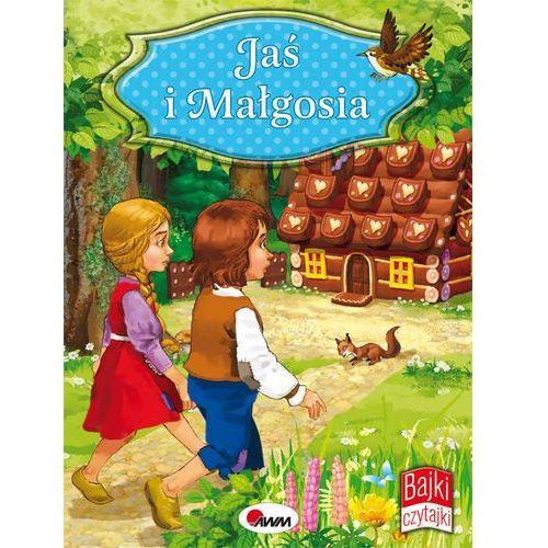 Jaś i Małgosia Bajki Czytajki (2017)