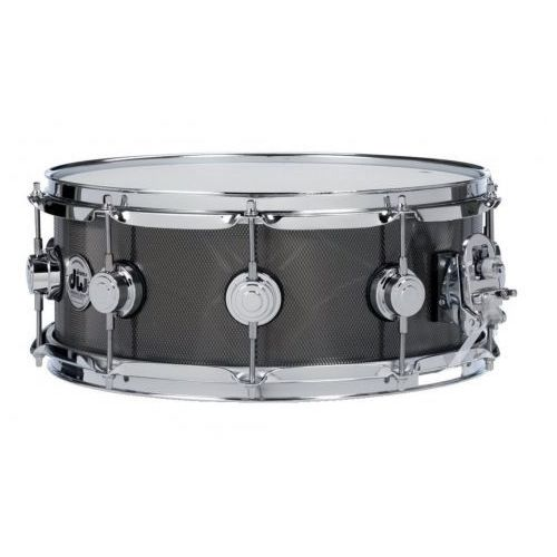 snaredrum stal 14x5,5″ marki Drum workshop