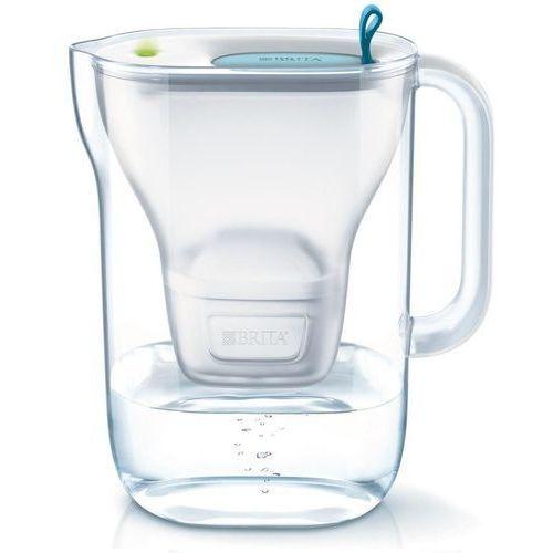 Dzbanek filtrujący Brita Fill & Enjoy Style aquamarin (073 176) Szybka dostawa! Rekomendacja Eksperta Darmowy odbiór w 21 miastach!