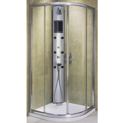 LKPG80R22003 AKCENT PLUS marki Koło - kabina prysznicowa