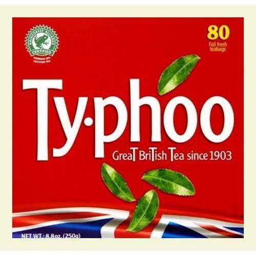 Typhoo 80 Teabags 232G