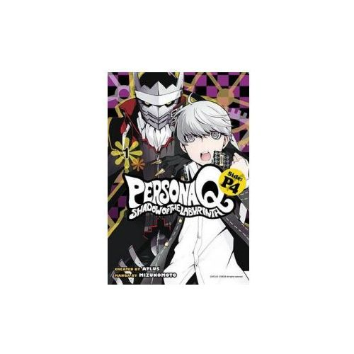 Persona Q: Shadow Of The Labyrinth Side: P4 Volume 1 (9781632361820)