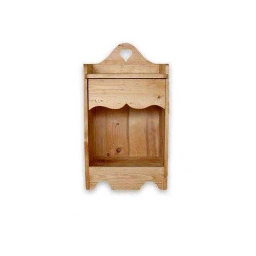 Szafka nocna z drewna świerkowego Mexicana 4 - produkt dostępny w Seart - Meble z Drewna