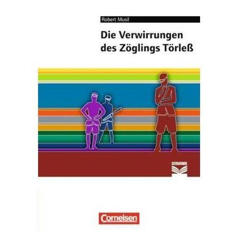 Die Verwirrungen des Zöglings Törleß (9783060629282)