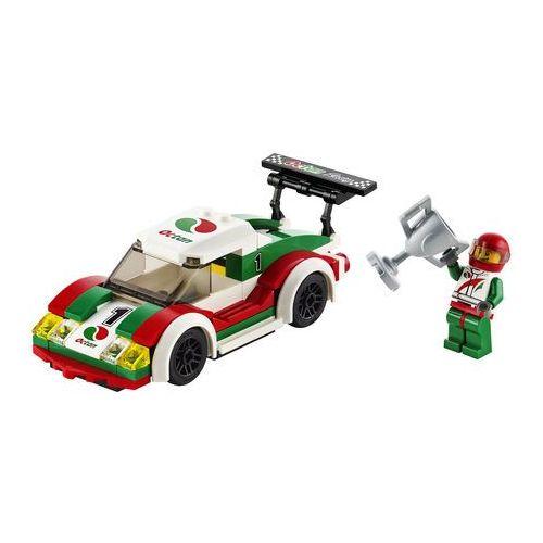 Lego City Samochód wyścigowy 60053 z kategorii: klocki dla dzieci