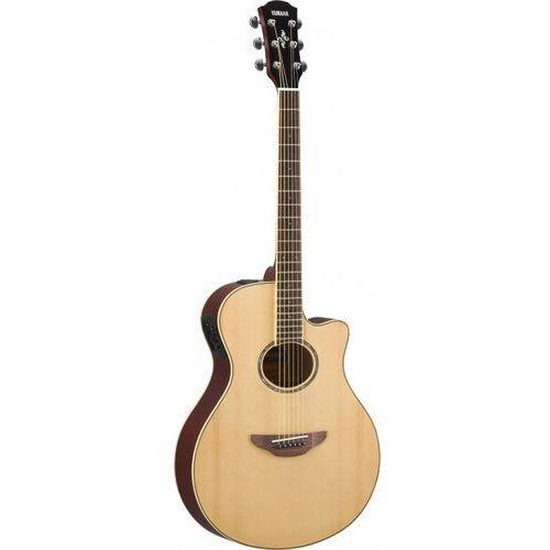 Yamaha APX 600 NT gitara elektroakustyczna, Natural