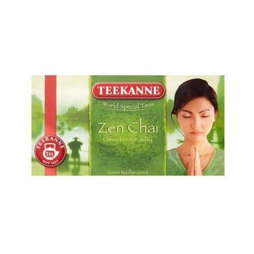 TEEKANNE 20x1,75g World Special Teas Zen Chai Cytryna i mango Herbata Zielona
